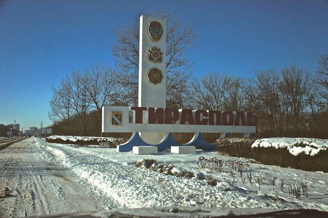 Transiting Transnistria