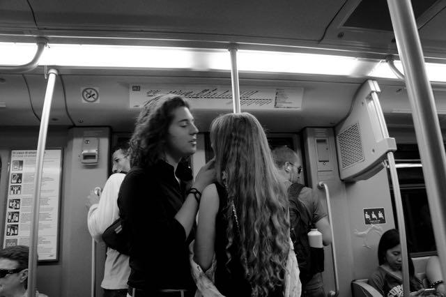 Train Milano