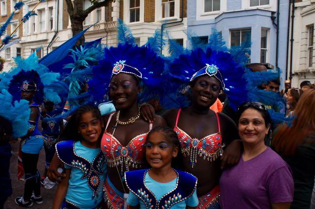 Blue Caribean