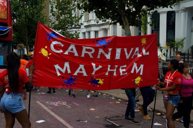 Carnival Mayhem