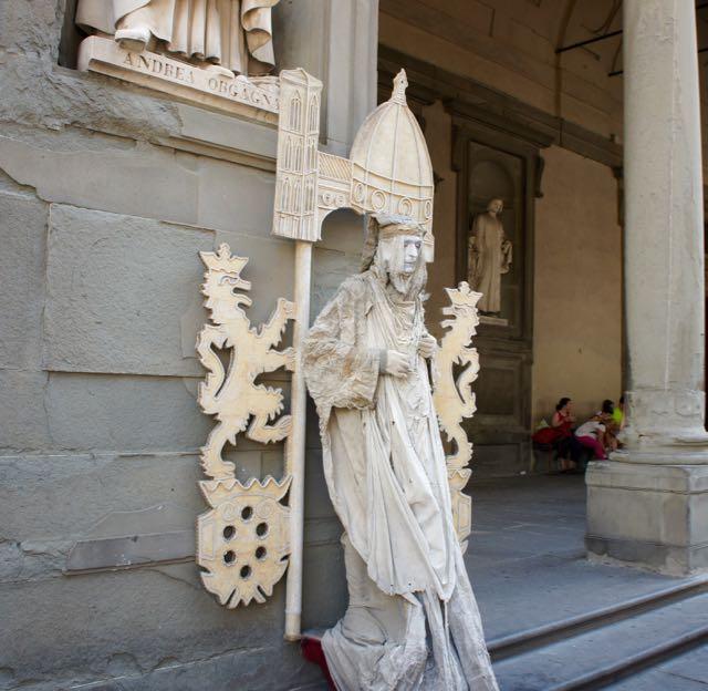 The Vecchio Lady