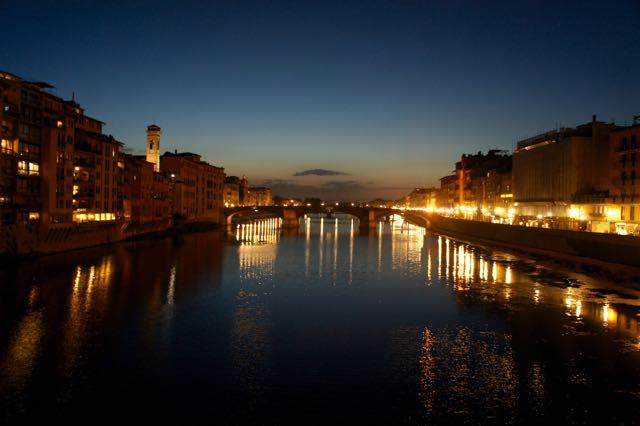 Buonanotte Firenze