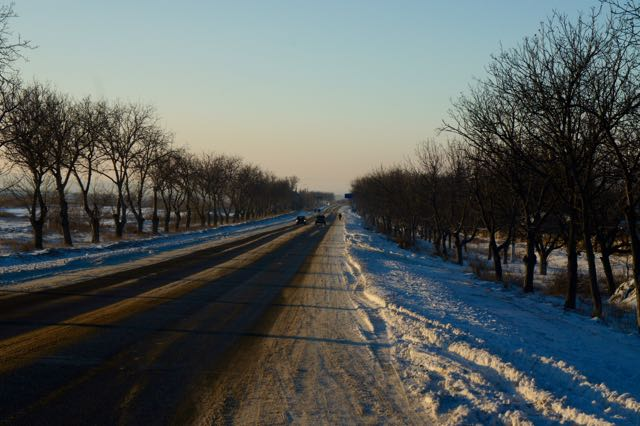Transnistria Roads