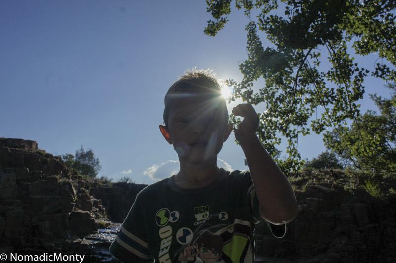 Ewan Son in Sun