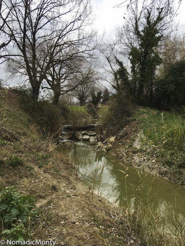 river Marecchia 2