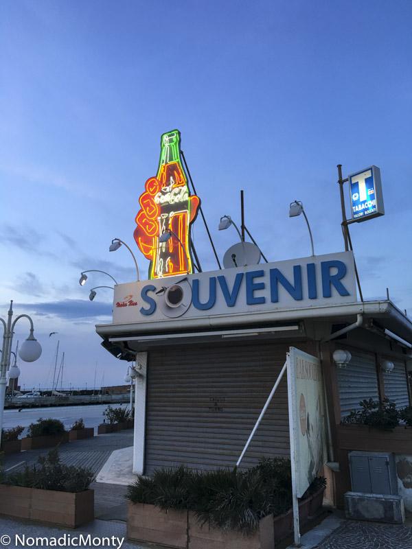 Evening Rimini-1