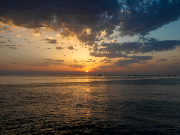 Spiaggia Di Fiorenzuola at Dawn