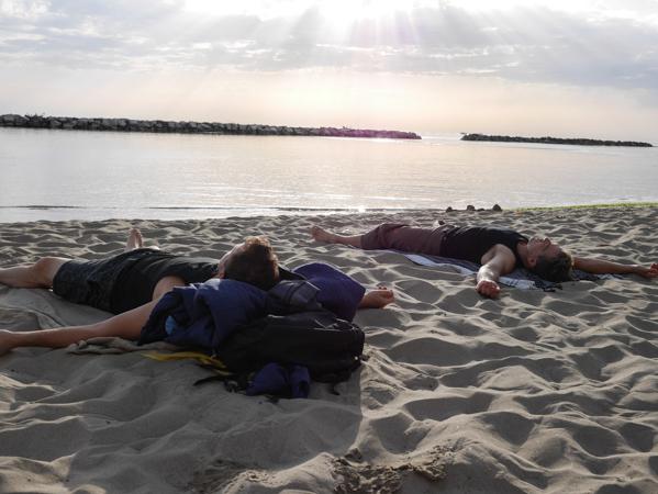 Spiaggia Di Fiorenzuola Vagabonds