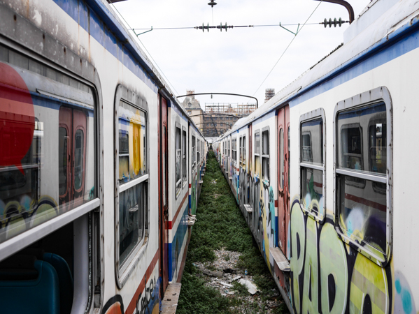Istanbul Trains