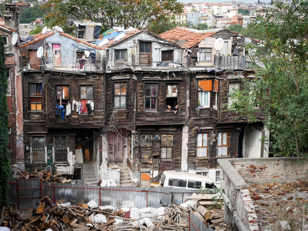 Istanbul Wooden Houses