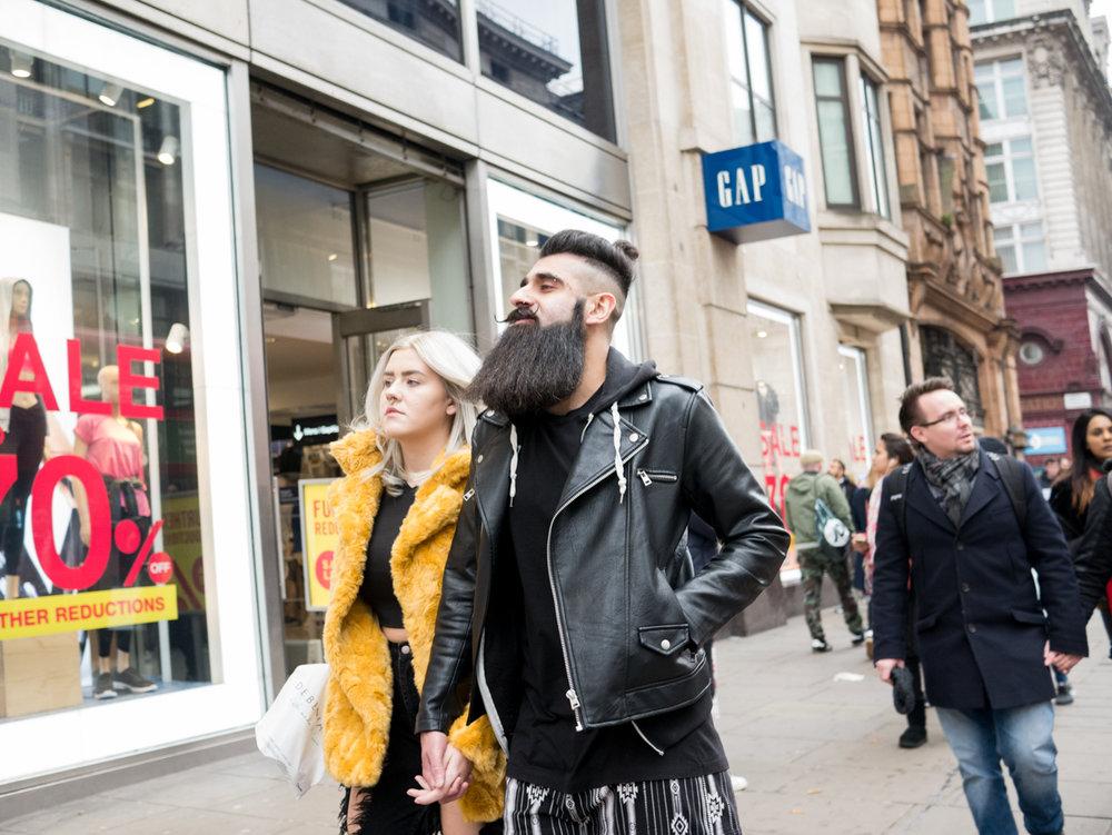Mind the Beard