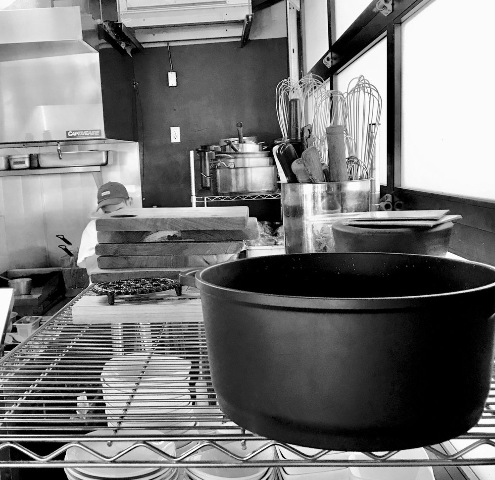 EuroCAST is chosen by professional chefs. Chef McKee has used it regularly, including for TV competition, a busy restaurant, and his new Portland pop-up.