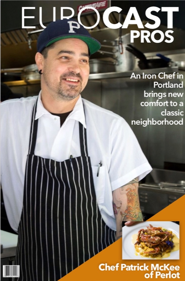 Chef Patrick's next career move is Estes, at  estesPDX.com , an innovative pop-up restaurant located in one of Portland's hottest food districts. Stay tuned for more information, video, and interviews!