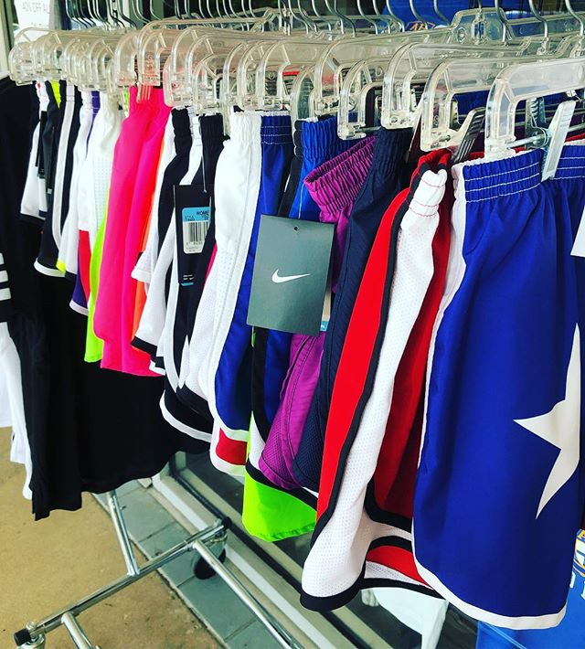 SALE ALERT!! 40% off all Women's Nike and BOA shorts!