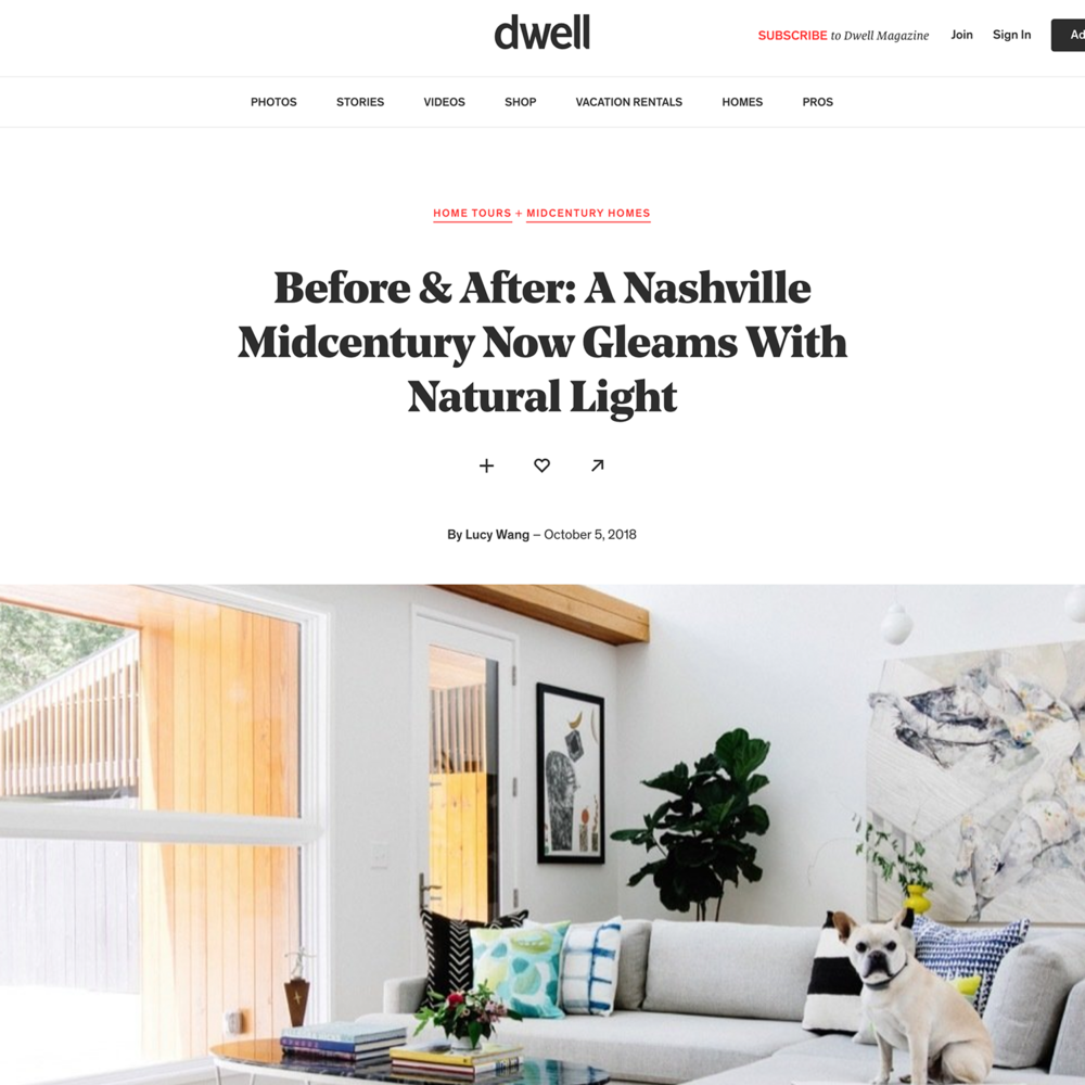 DWELL  October 2018