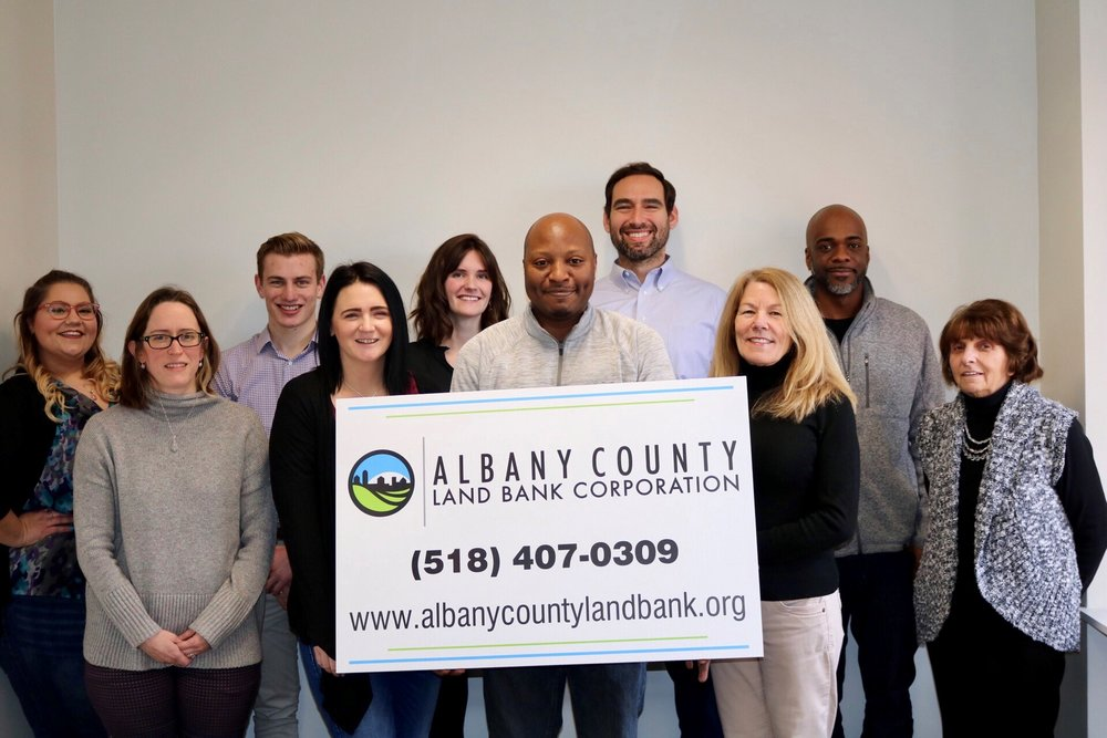 The Albany County Land Bank Crew