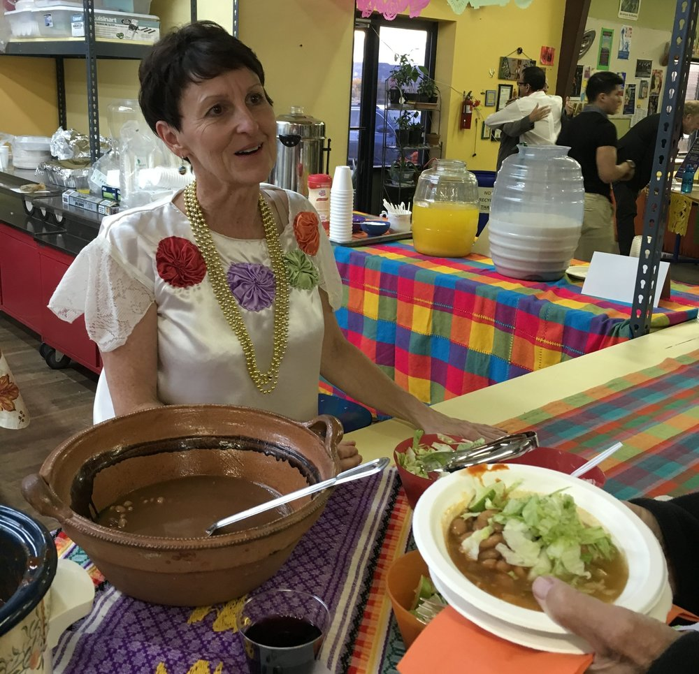 Dia de Los Muertos 2016 Meal Event featuring Laura's Healthy Posole