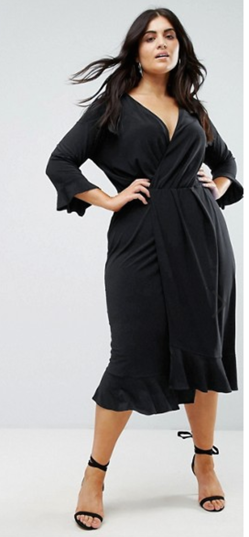 Dress by: ASOS