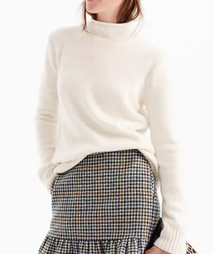 This JCrew sweater is a classic!!!