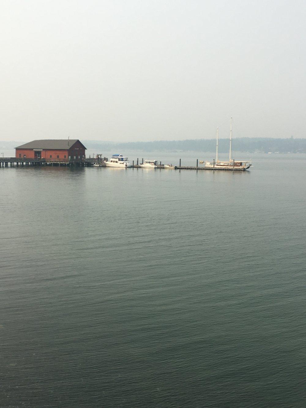 Whitby Island.