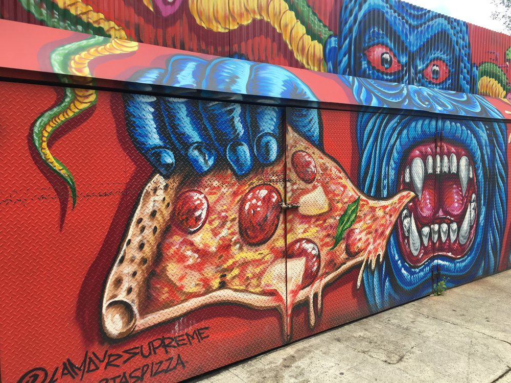 BUSHWICK CULINARY & STREET ART WALKING TOUR
