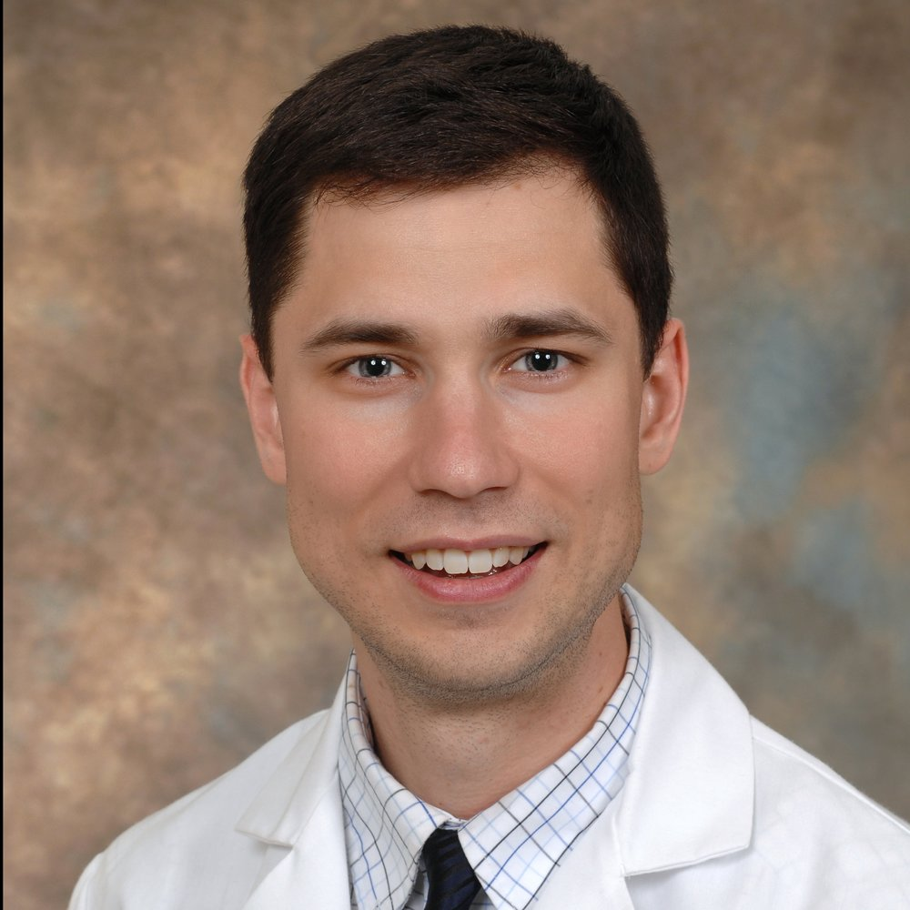 Stephen Eckart -  Tulane University SOM  Class of 2017  He is completing a geriatric fellowship here at TCH.