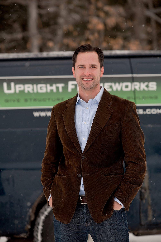 Joshua Wojcik, CEO, Upright Frameworks