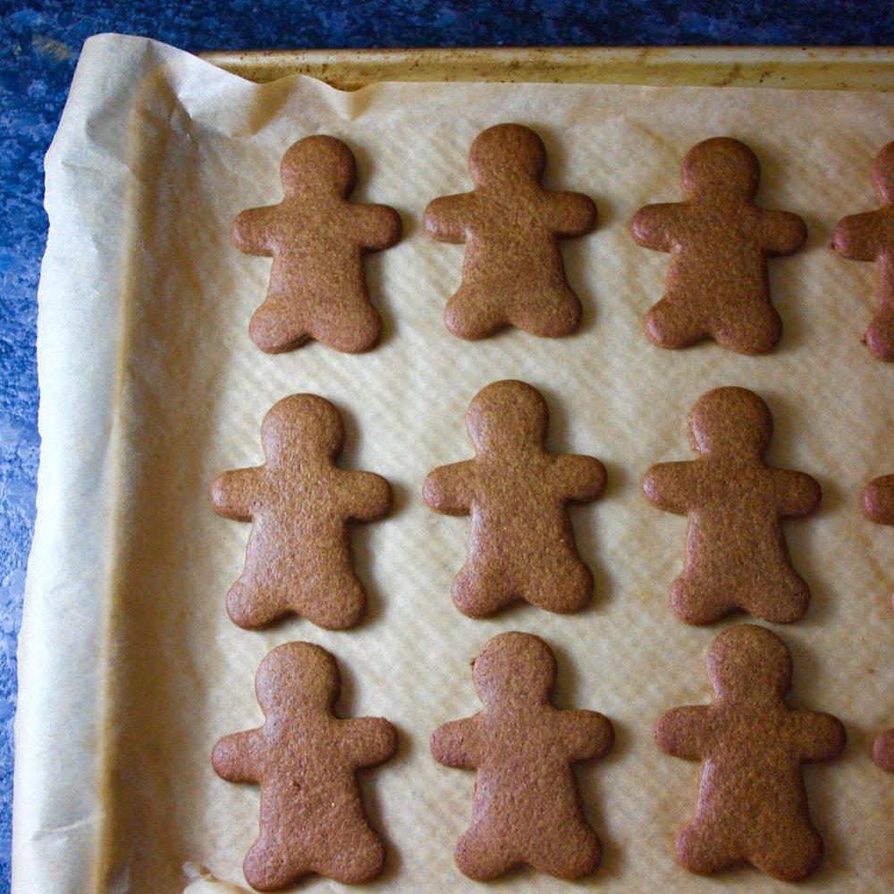 Mighty Mini Gingerbread Boys