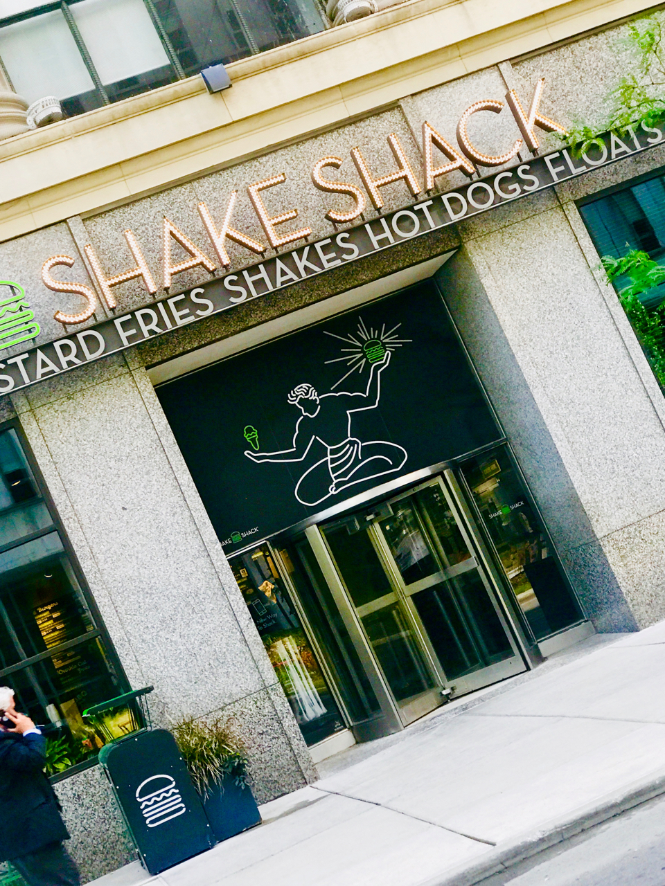 New Development in Shake Shack form