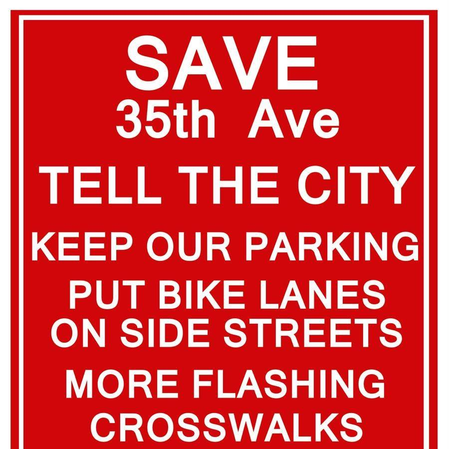Save35th Ave - Seattle