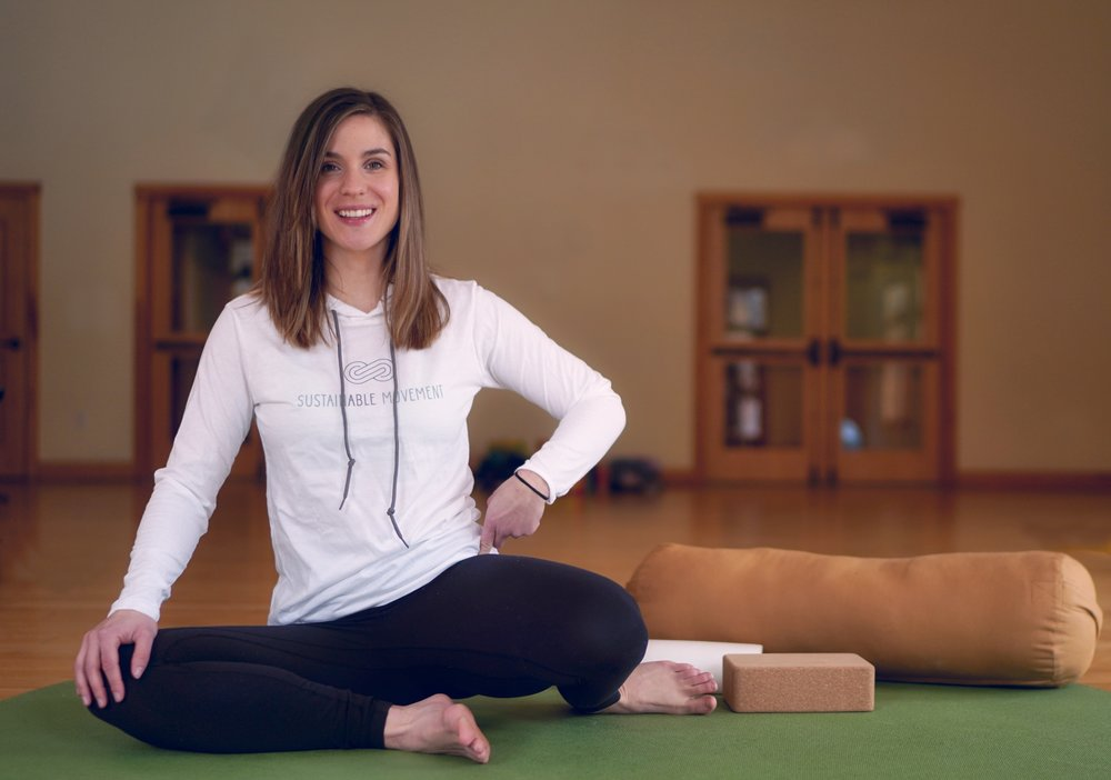 ONLINE PERSONAL COACHING - Empower yourself with movement that is sustainable!