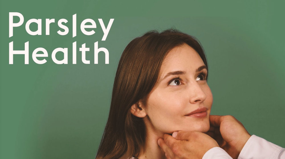 parsley health - redefining medical care with a root-cause, whole person approach and a focus on data, technology, and real doctor-patient relationships.