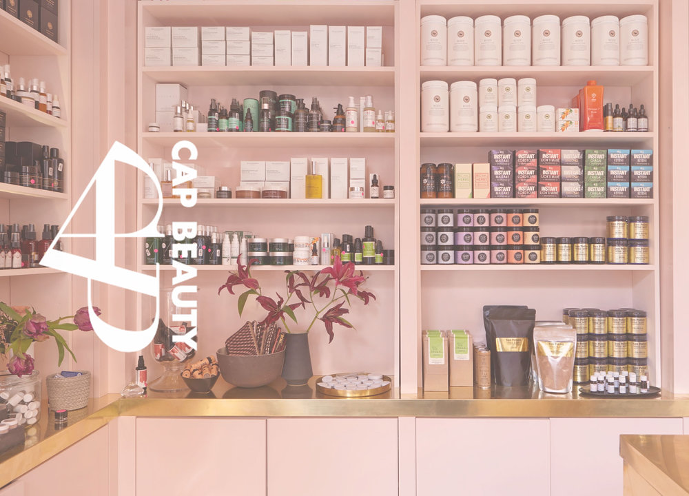 cap beauty - CAP BEAUTY lives by the philosophy that beauty is wellness and wellness is beauty. Their products are packed with healthful and life-enhancing ingredients that support your well-being while delivering you to your most beautiful and radiant self.