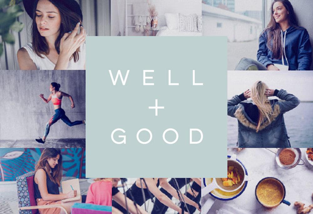 well + good -