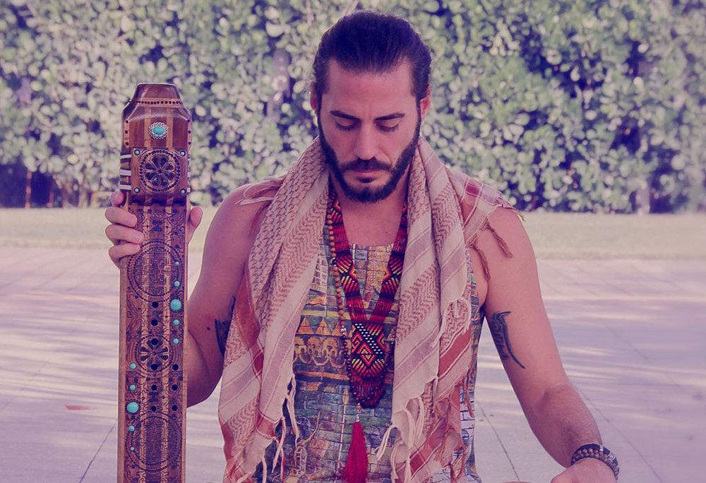 shaman omar -