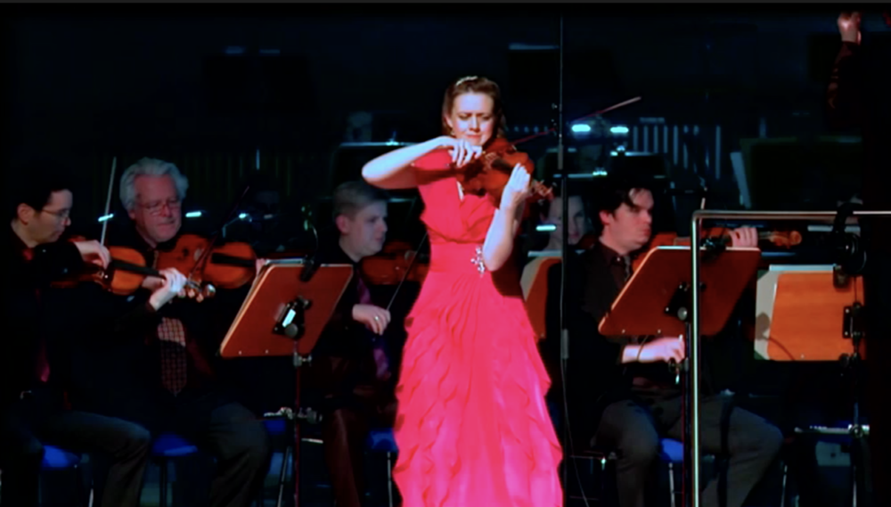 Korngold Concerto in Germany - Performing the Korngold Concerto with the Duisberg Philharmonic