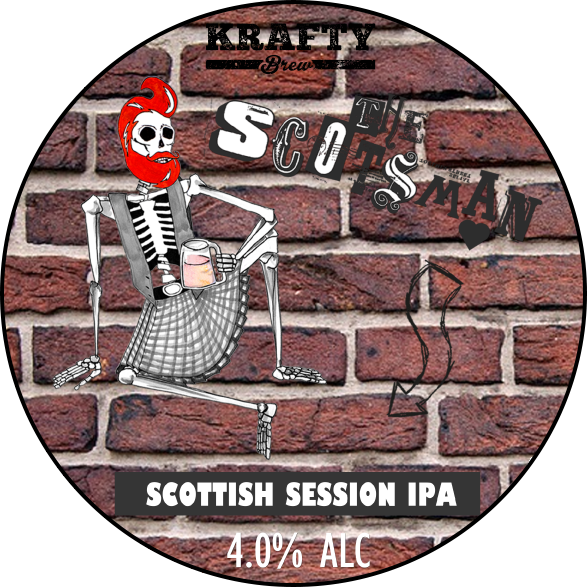 Scottish Session IPA