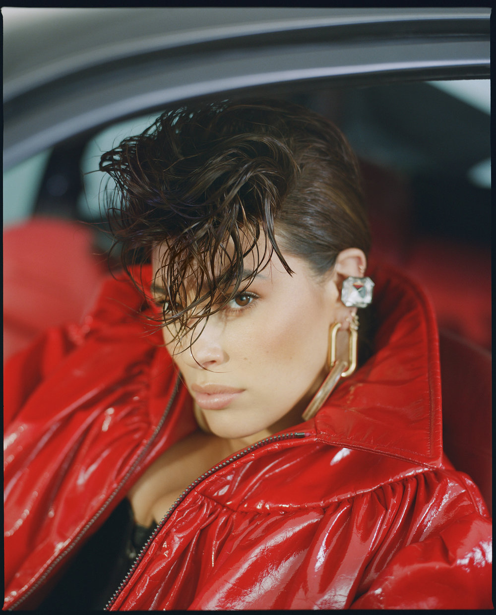 Ashley Graham, V Magazine, 2018