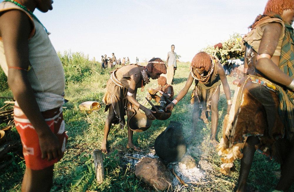 Hamar Tribe By Sarah Tesla