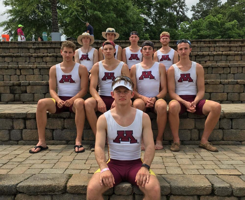 Varsity - Upperclassmen offer a perspective as an experienced rower.