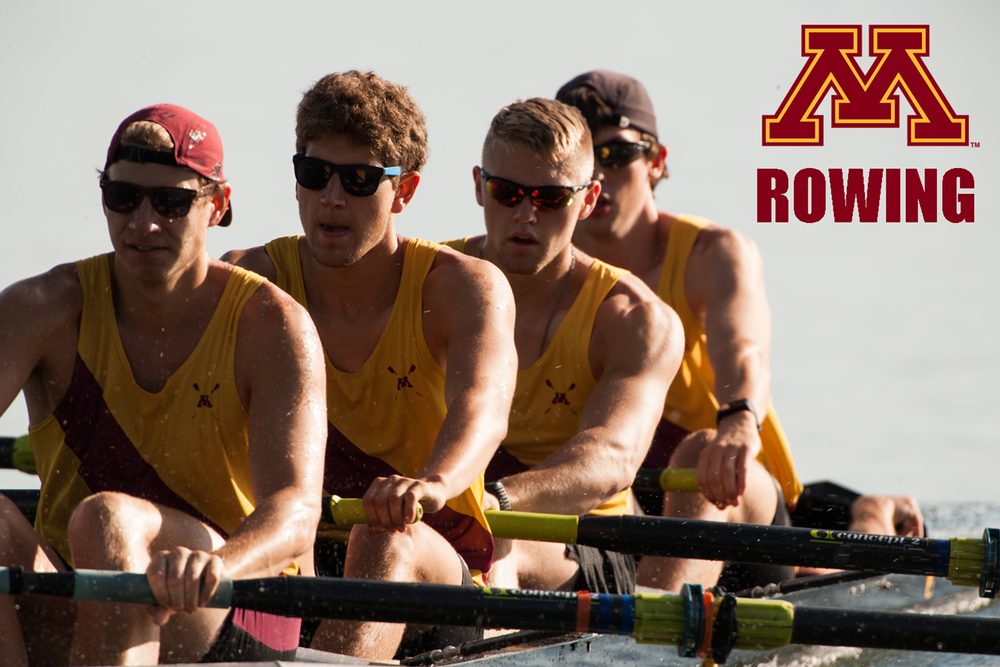 Become a rower - Rowing at Minnesota is an opportunity for students to compete on a national level.