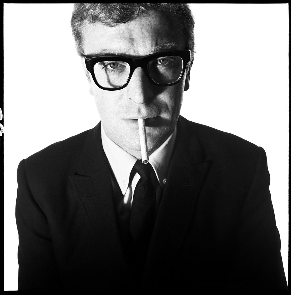 Michael Caine, 1965/1990 - Michael Caine, 1965/199026 x 22 inch Platinum-Palladium print, framedBon á tirer print (PP) from edition of 20$4950