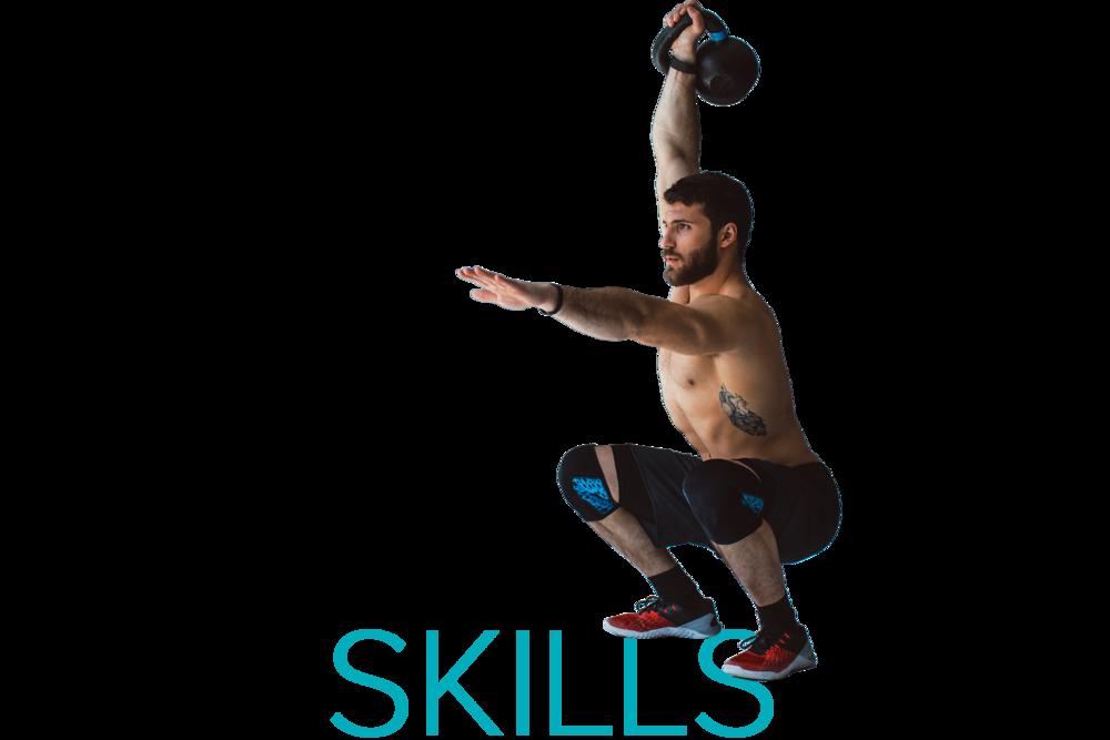 Skills - CHR Signature Class