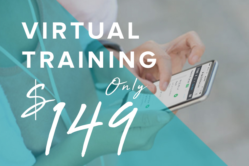 Virtual Training Tab