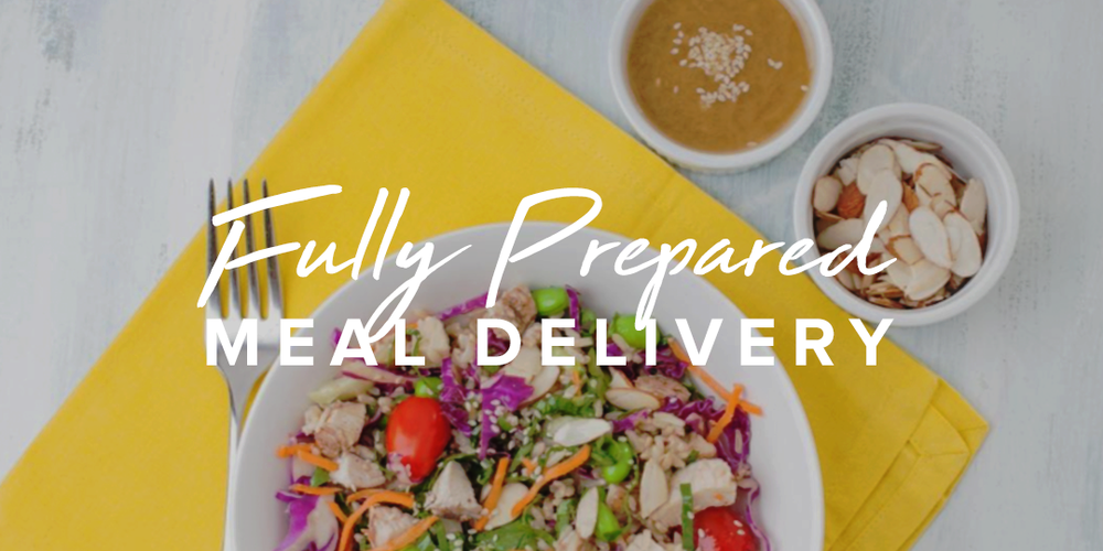 Fully-Prepared Meal Delivery