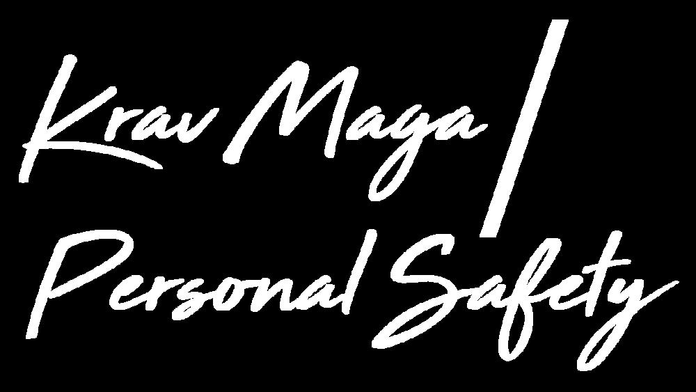 KRAV MAGA PERSONAL SAFETY