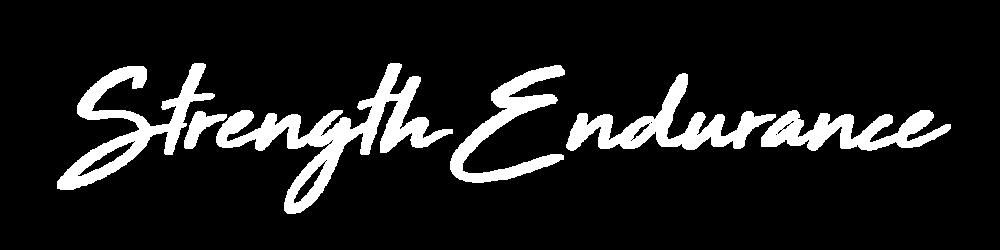 Strength Endurance