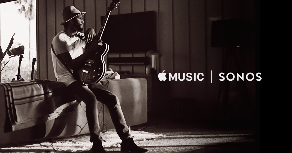 Campaign - Apple Music | SONOS
