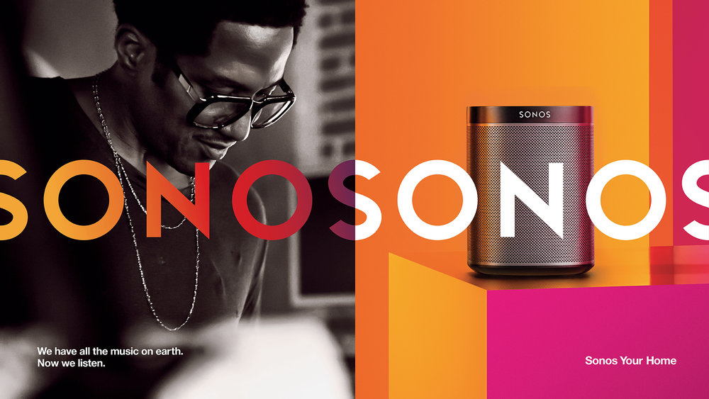 Lead Producer/ Project Manager of Sonos Global account