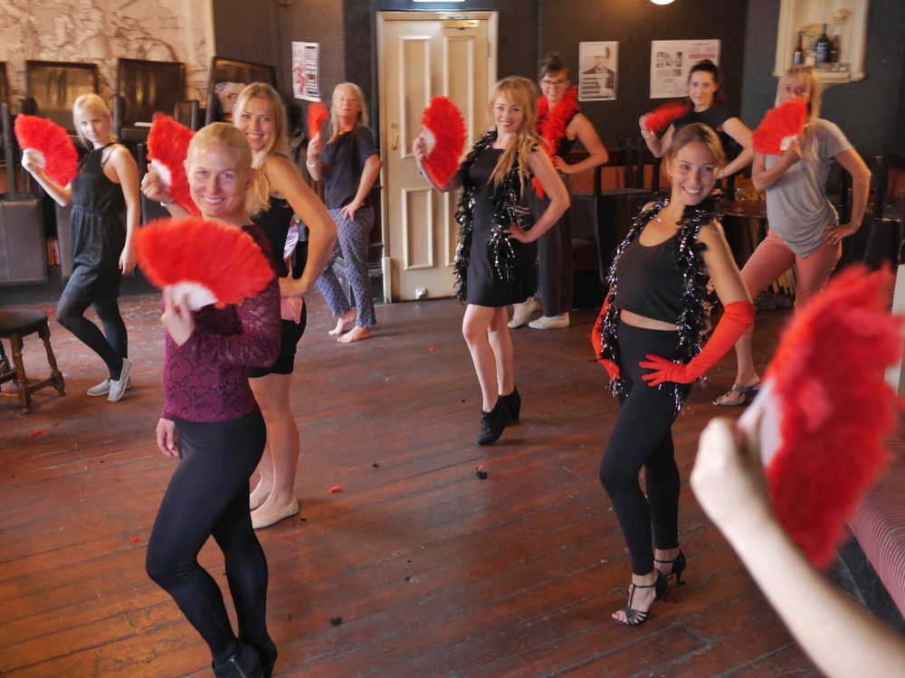 Dance Classes in Brighton! -